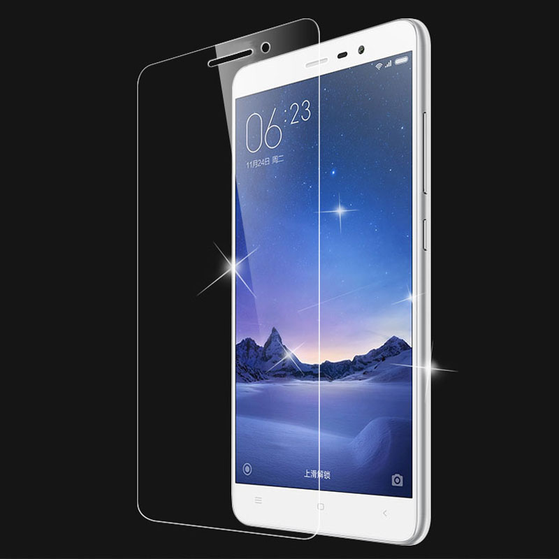 Retail Package For xiaomi redmi Note 3 Pro Glass for redmi note 3 9H 2.5D Glass Tempered Note 3 Screen Protector Film