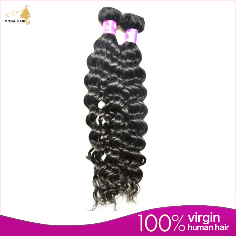 Color #1b AAAAA unprocessed remy hair malaysian body wave free shipping, 3pcs/lot top quality cheap malaysian body wave<br>