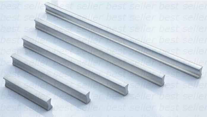 "Гаджет  free shipping 2pcs Space Aluminum Cabinet Drawer Wardrobe Bar Pull Handle Hardware 4.33""* None Мебель"
