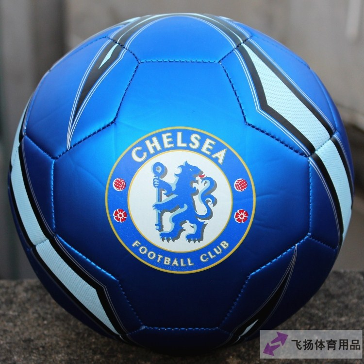 Chelsea League final official Match Soccer Ball Particles seamless TPU granules slip-resistant size 5 football champions league(China (Mainland))