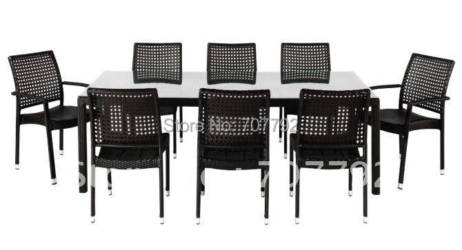 Hot sale SG-12019B Urban new style dining chair,outdoor rattan furniture(China (Mainland))