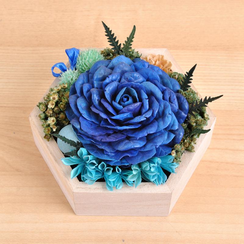 acheter fleur rose cadeau de la vie ternelle rose verre v randa pr serv fleurs. Black Bedroom Furniture Sets. Home Design Ideas
