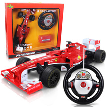 Buy racing simulation remote control car remote control steering wheel gravity sensing,remote control cars,rc car for $88.00 in AliExpress store