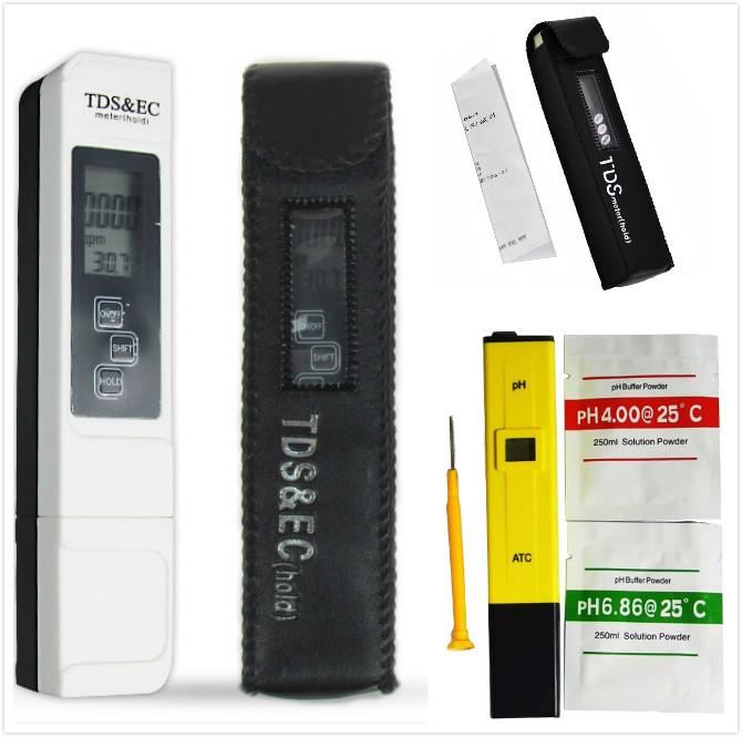 digital TDS EC Meter/Tester,PH  meter,conductivity meter Pen,aquarium,tester
