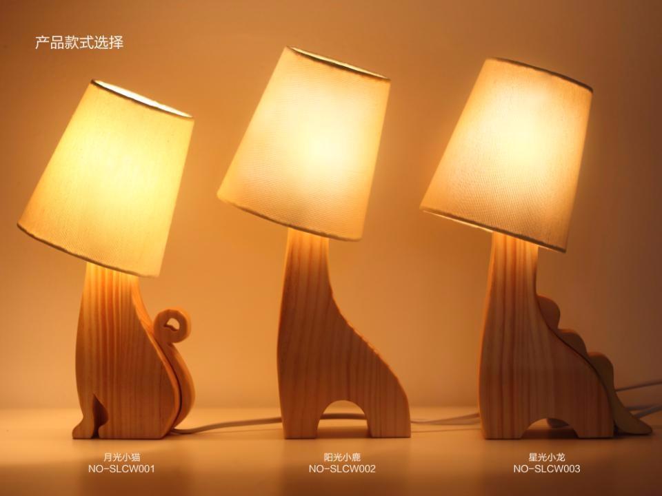 58 . Online kopen Wholesale herten tafellampen uit China herten ...