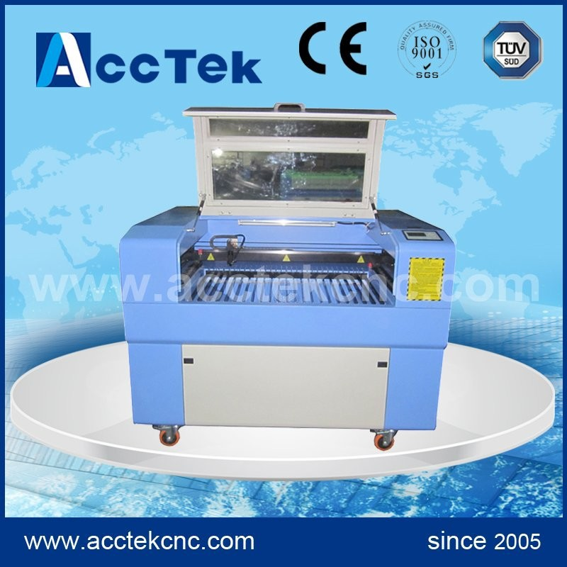 China cheap laser machine 50w / cardboard cutting machinery for sale(China (Mainland))