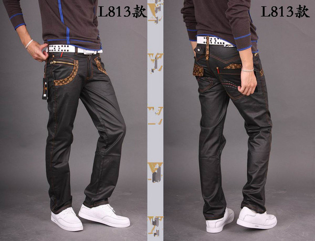 Original Brand Men's jeans, 15 Styles Leisure & Casual pants, New Arrival Brand Slim Denim Straight Men Quality LOGO Trousers