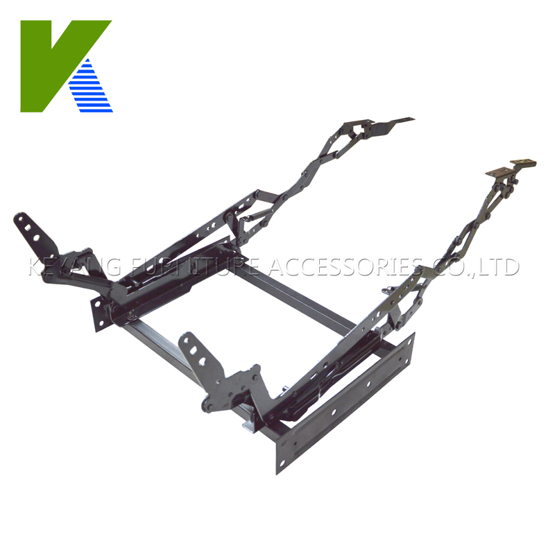 simple and extendable frame for chair recliner mechanism KYC003(China (Mainland))