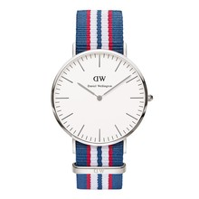 Hot 18 Color Top Brand Daniel Wellington Watch Luxury Style DW Watches Men women Nylon Strap