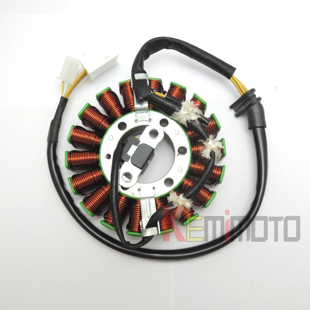Magneto Engine Generator Stator Coil For Honda NSS250X MF08 FORZA 250 X 2005-2007 Motorcycle Parts