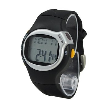 New Stylish Sporty Pulse Heart Rate Monitor Calories Counter Watches Fitness and Exercise ladies Watch 11 colors Free Shipping