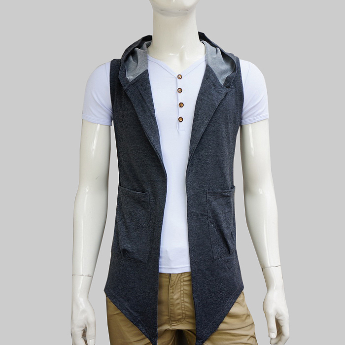 High Quality Mens Sleeveless Hoody Promotion-Shop for High Quality ...