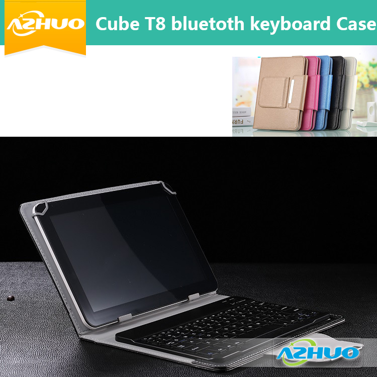 Original Bluetooth Keyboard Case with/without touch panel For CUBE T8 Tablet PC CUBE T8s keyboard case CUBE T8 case keyboard(China (Mainland))