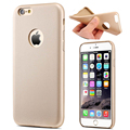 Fashion Phone Ultra Slim Leather Case for Apple iPhone 6 4 7 Inch With Logo Hole