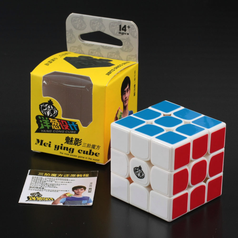 2015 New Onion Meiying 3x3x3 Magic Cube Onion New Design Puzzle Cube(China (Mainland))