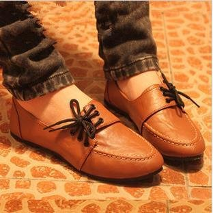 Free shipping , 2015 New Women  Spring And Autumn Boat shoes , Ladies ' Casual Flats , Wholesale ,A450