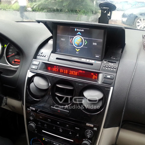 7\u201d Hd Mazda 6 Sport Sedan Wagon20032008 Car Dvd Player In Rhkylekeeton: Mazda 6 2003 Radio Change At Gmaili.net