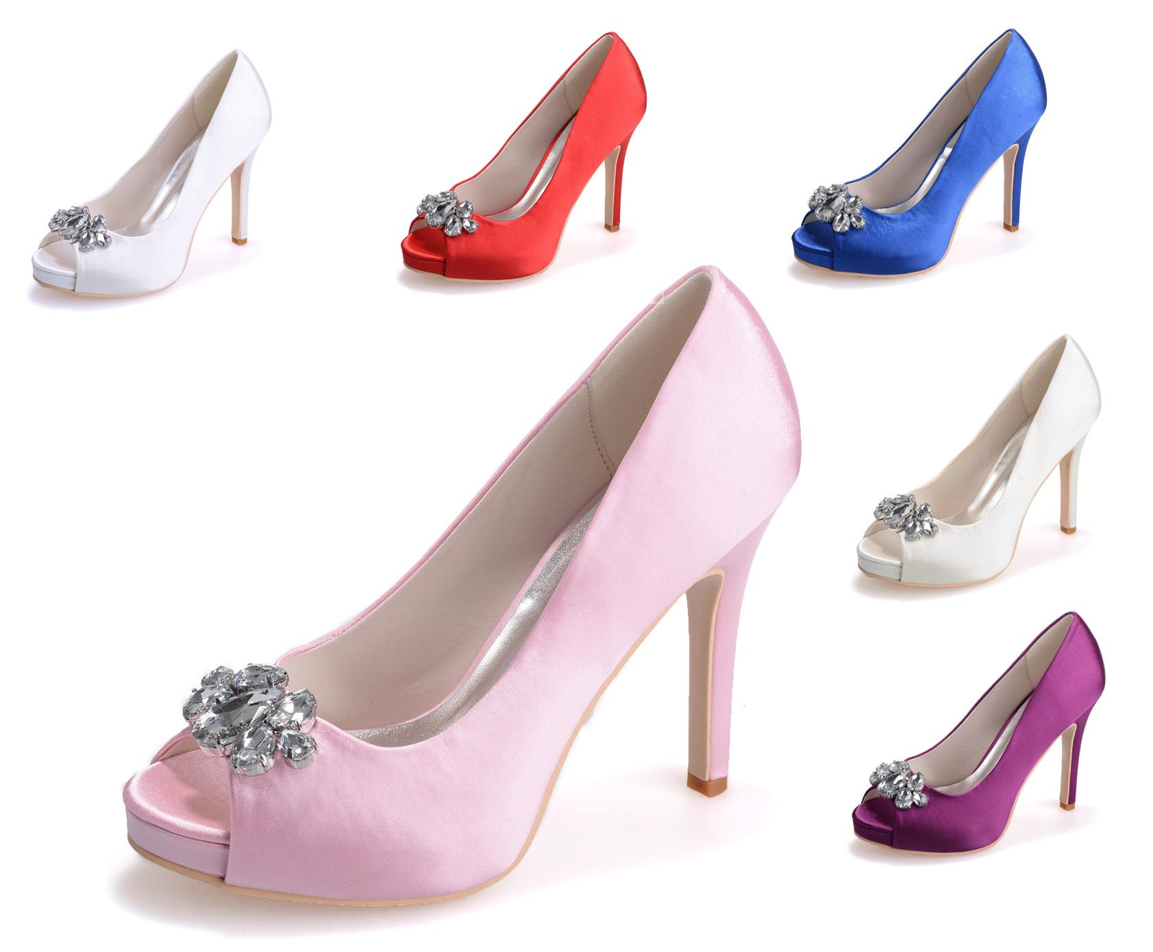 Ladies Purple Heels