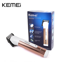 Buy Kemei KM-029 Rechargeable Electric Hair Clipper Hair Trimmer Shaver shaving Razor Cordless Adjustable Clipper hair cutting for $9.33 in AliExpress store