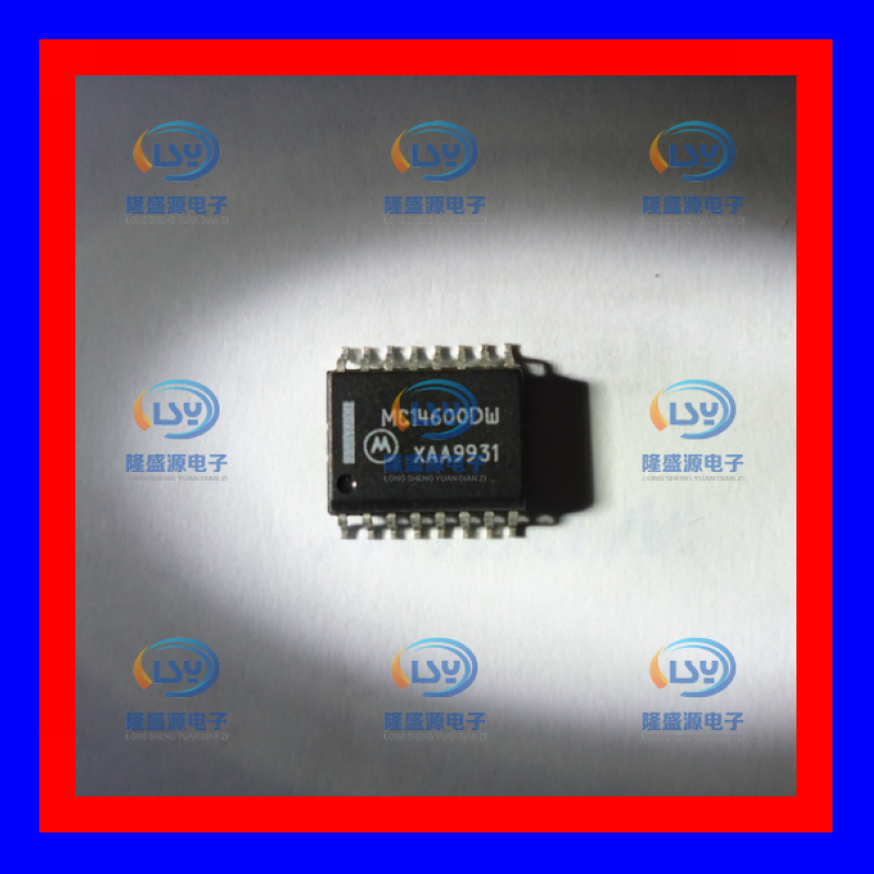 MC14600DW MOTOROLA SOP - 16 new and original--LSYD2(China (Mainland))