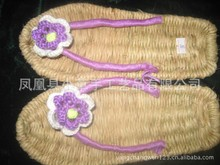 Factory direct sandals slippers fashion handmade sandals handmade crochet sandals