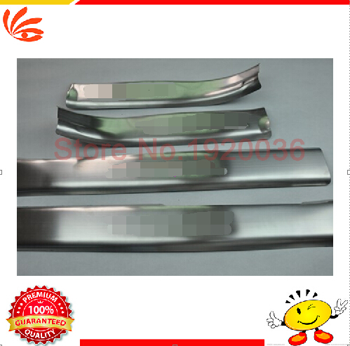 Stainless steel Interior welcome pedal door sill strip Door Sill Scuff Plate Welcome Pedal threshold For CAPTIVA 4PCS<br><br>Aliexpress
