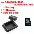 Action camera accessories for SJCAM SJ4000 SJ5000 SJ7000 SJ8000