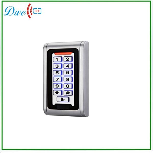 125khz em-id Metal case waterproof single door offline standalone access controller<br><br>Aliexpress