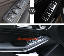 Buy Mercedes-Benz GLE W166 GLE Coupe C292 2015 2016 Left hand drive car Door handle holder window lift switch cover trim for $23.15 in AliExpress store