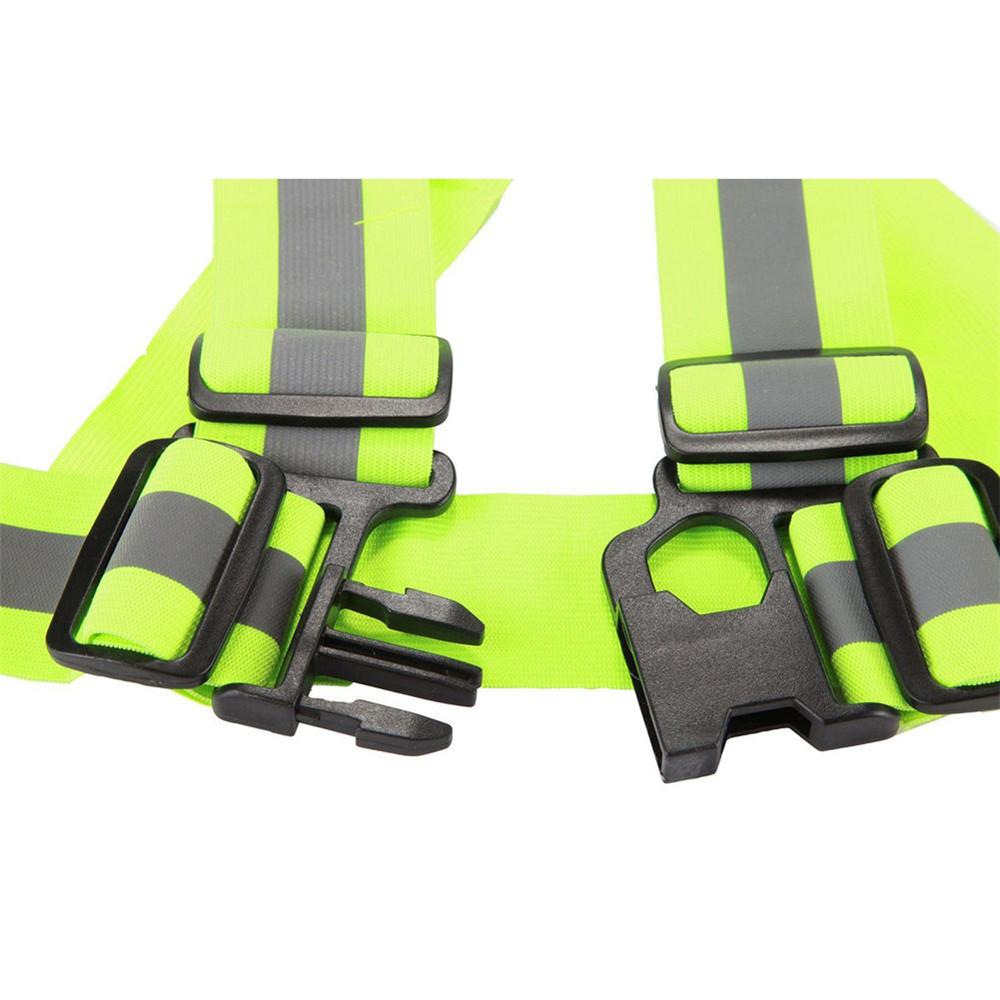 Adjustable-Safety-Security-High-Visibility-Reflective-Vest-Gear-Stripes-Belt-Jacket (4)