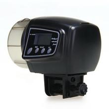 BY DHL OR EMS 200PCS Automatic Manual Auto Feeding Convenient Aquarium Fish Tank Food Feeder Timer LCD Display(China (Mainland))