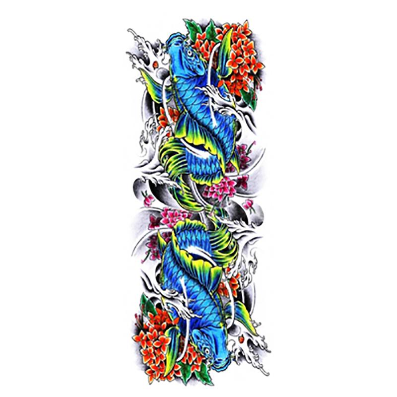 Achetez en gros koi carpe tattoo designs en ligne des for Grossiste carpe koi