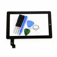 New Black 10.6 Inch Touch Screen for Chuwi VI10 PRO Tablet Glass Digitizer Replacement Free Shipping