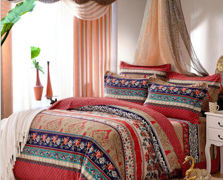 online get cheap bohemian duvet covers. Black Bedroom Furniture Sets. Home Design Ideas