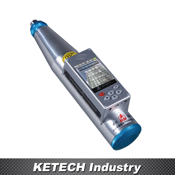 HT225-V Integrated Digital Voice Concrete Test Hammer Rebound Hammer With IR Printer Machine(China (Mainland))