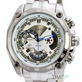 AMICA High Quality Men s Full Steel 100M Waterproof 300FT Diving Watch stopwatch Rattrapante