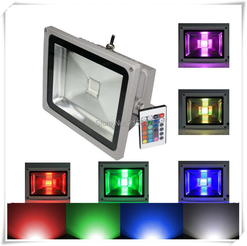 free shipping cheap 2pcs led 30 watt colored led