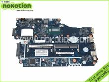 laptop motherboard for acer aspire E1-532 E1-532P V5WE2 LA-9532P NBMFM11006 i3-4010U DDR3(China (Mainland))