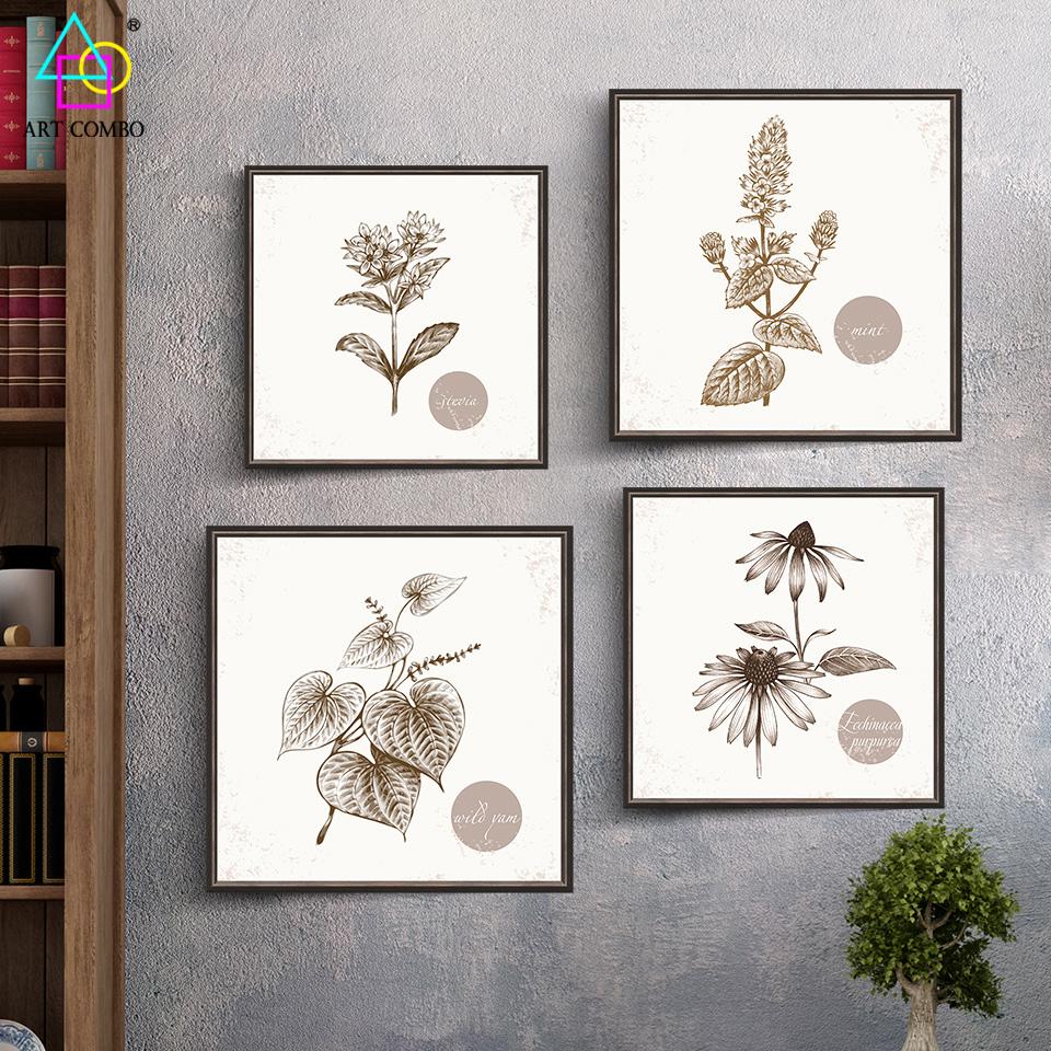 Tekening schilderij bloemen koop goedkope tekening schilderij bloemen loten van chinese tekening - Decoratie schilderij volwassen kamer ...