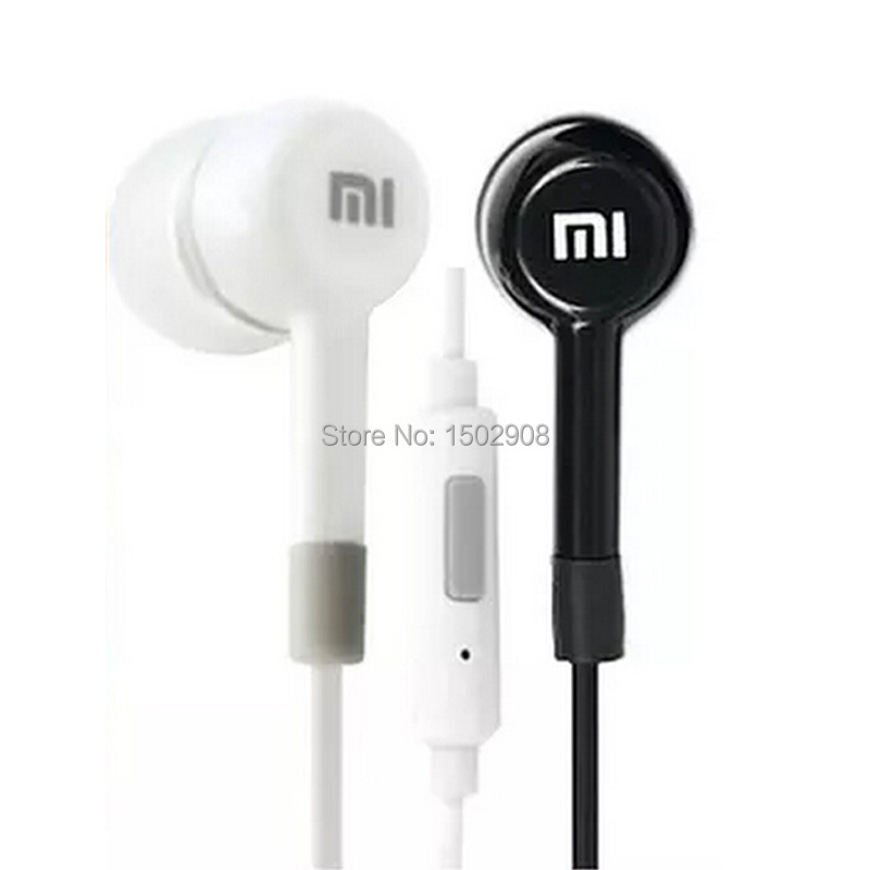 Free shipping-High Quality XIAOMI Earphone Headphone Headset For XiaoMI M2 M1 1S Samsung iPhone MP3 MP4 With Remote And MIC(China (Mainland))