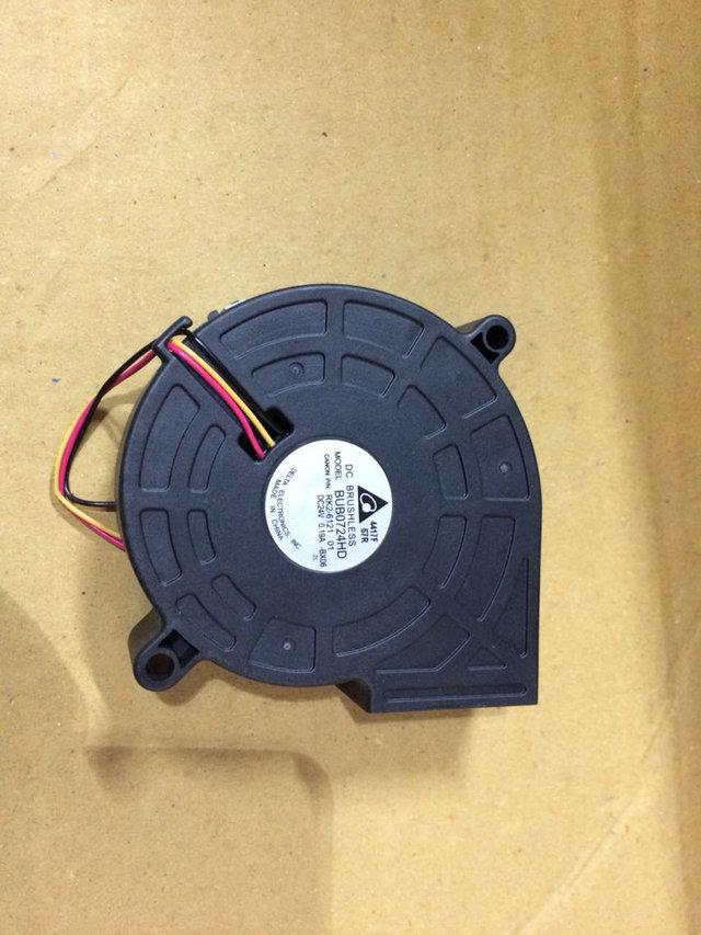 New Original for CANON printer fan RK2-2161 BUB0724HD 24V 0.19A Blower(China (Mainland))