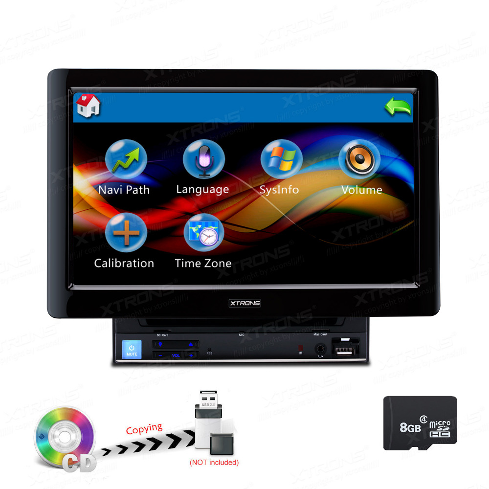 "10.1"" Capacitive Touch Screen Double Din Car DVD player 2 Din Car Radio Two Din Car GPS with 1024*600 Resolution(China (Mainland))"
