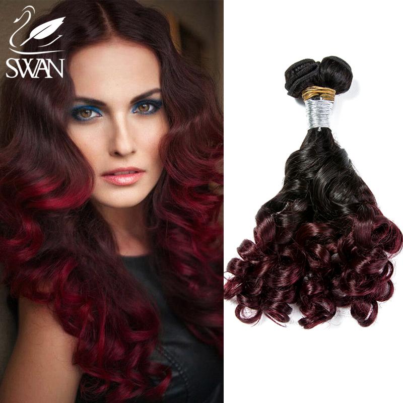 Fummi Hair Weave 9A Grade Queen Hair Products Peruvian Virgin Human Hair Extensions 4Pcs Ombre Peruvian virgin hair SYFM99JC<br><br>Aliexpress