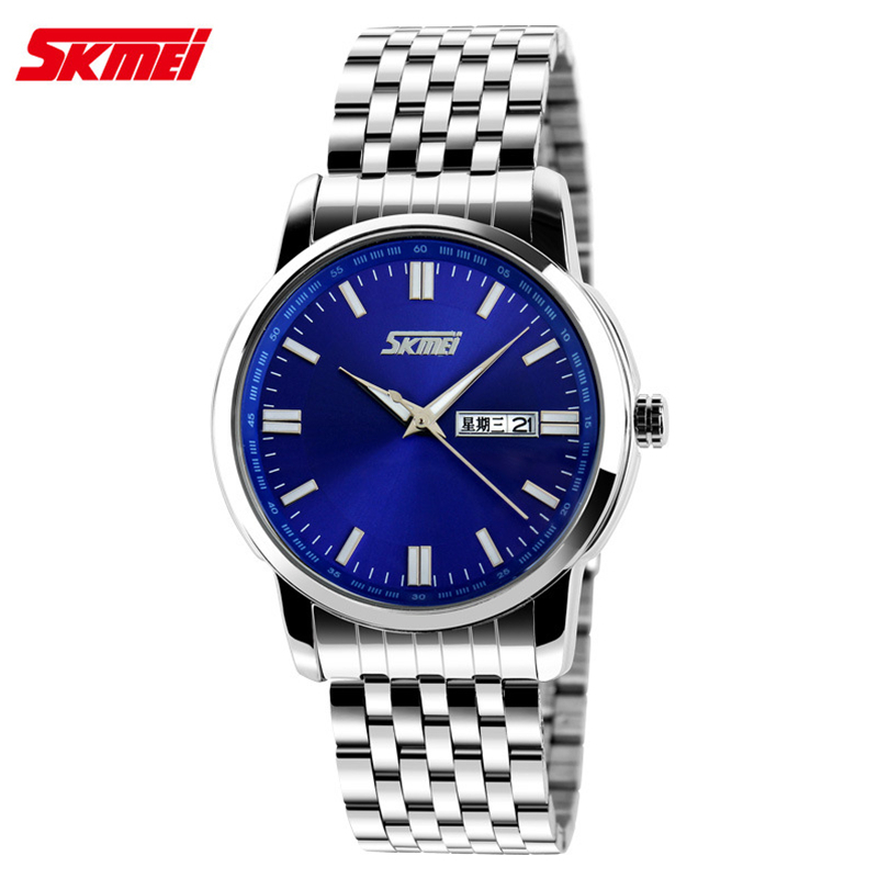 Watches men Waterproof 30M Brand luxury quartz watch Military Sports Wristwatches Men Stainless Steel watches Relogio masculino