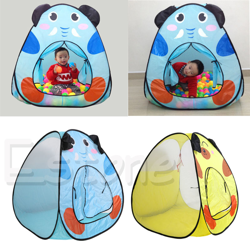 1pc Foldable Toy Tent Children Kids Baby Ocean Ball Pit Pool Tent Play Toy Tent House Play(China (Mainland))