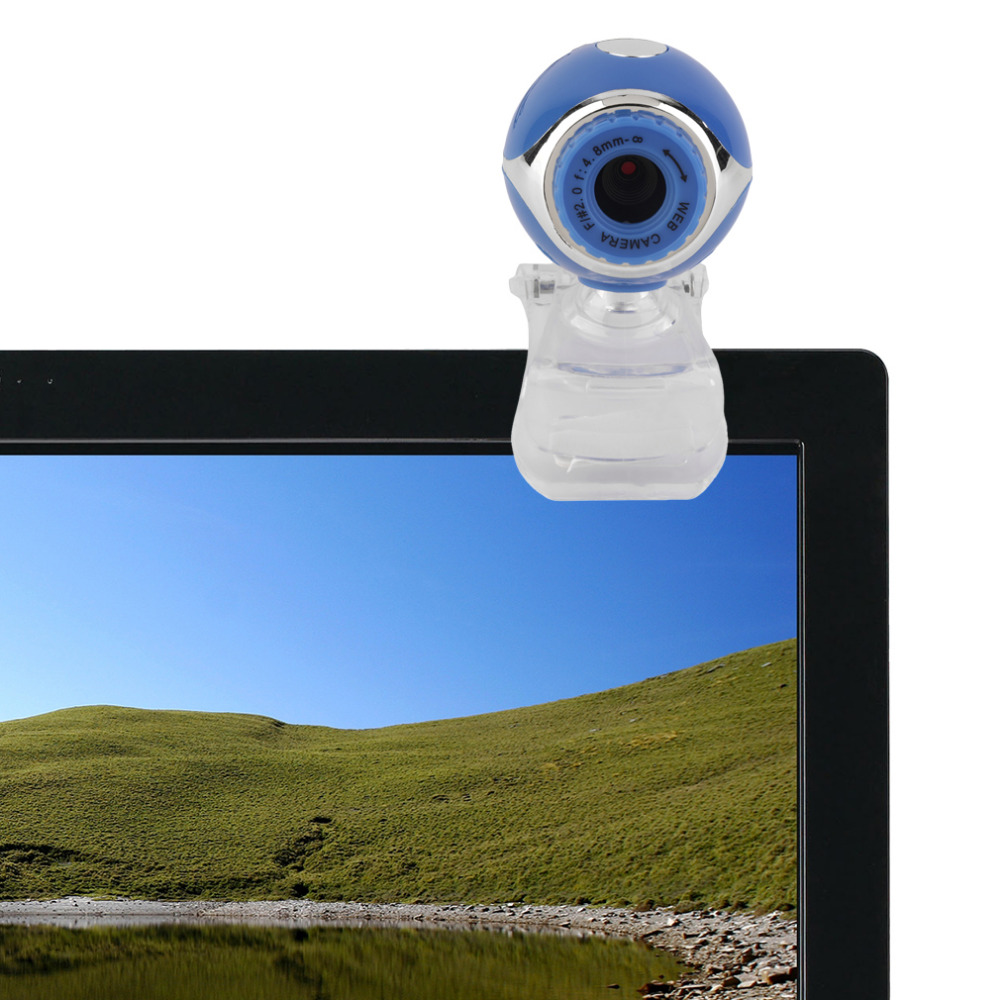 Newest 50MP HD Webcam Web Cam Camera USB with MIC for Computer PC Laptop Desktop Worldwide Whosale(China (Mainland))