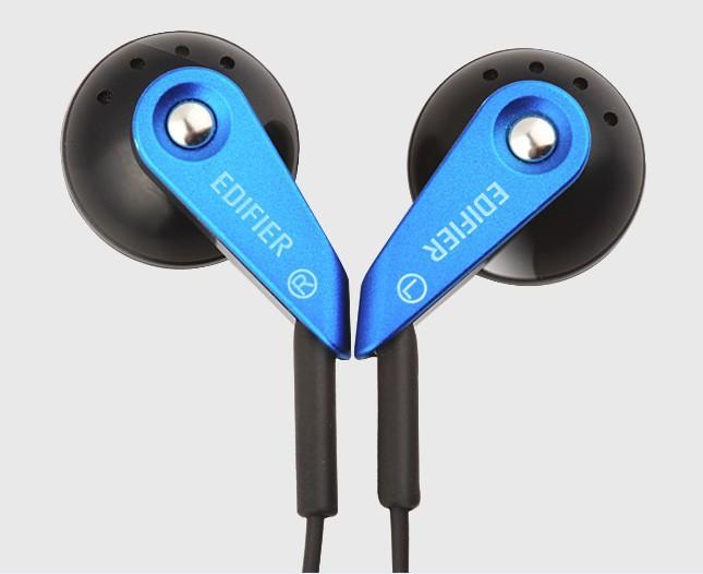 3.5mm Stereo Plug In Ear Earphone EDIFIER H185 For MP3 MP4 IPAD Mobile Phone(China (Mainland))