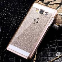 Luxury Bling Shinning Sparkling Diamond PC Case Samsung J5 Back Cover Galaxy J7 J3 Phone Hard Cases Bags - M-Zone store