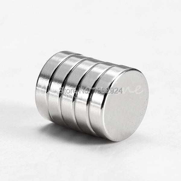 Гаджет  50pcs/lot Strong Cylinder Round 8mm x 2mm Magnet Disc Rare Earth Neodymium New Free Shipping None Строительство и Недвижимость
