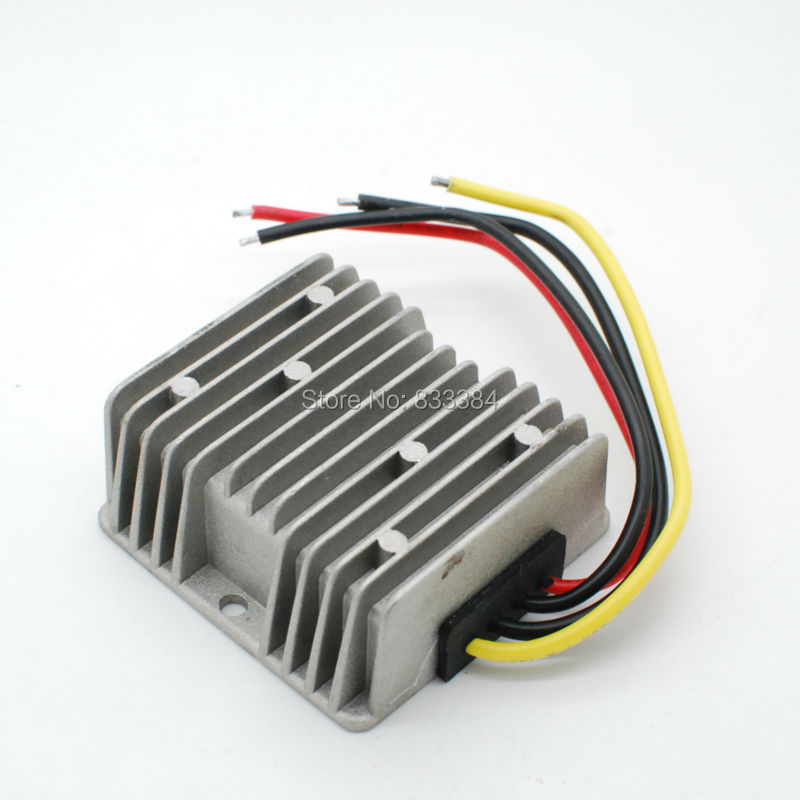 High efficiency ! DC-DC Boost converter 12V to 19V 5A 95W for electric vehicle(China (Mainland))